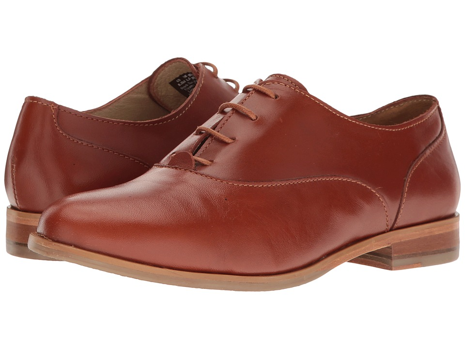Wolverine Jude Oxford (Tan Leather) Women