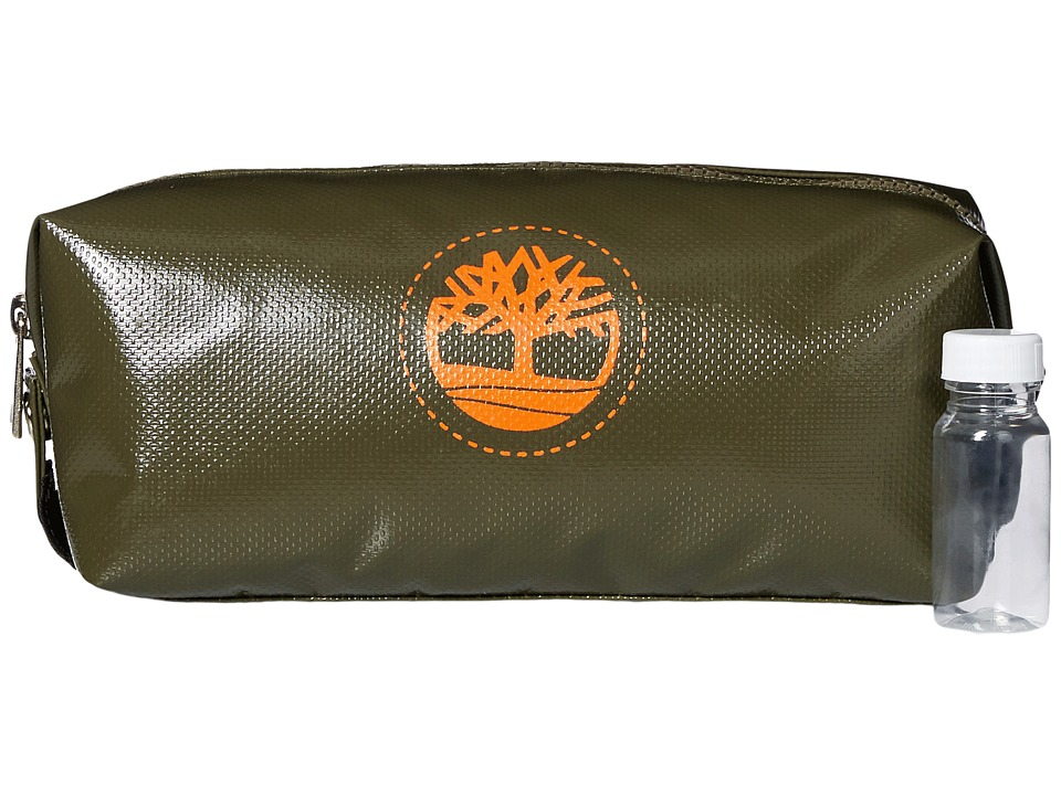 Timberland - Tarp Travel Kit (Olive) Wallet