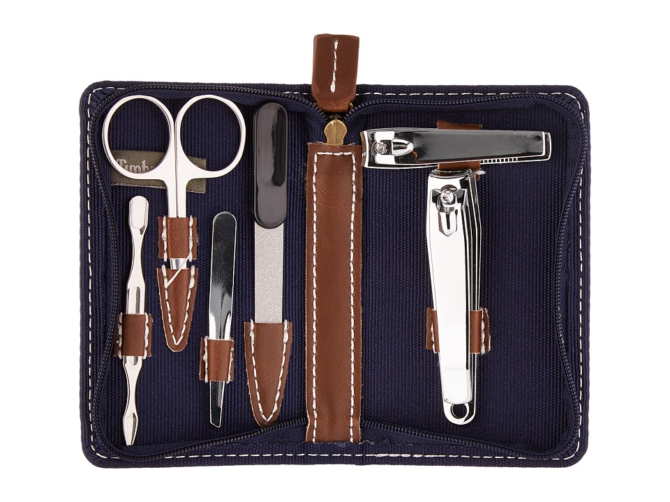 Timberland - Canvas Manicure Set (Navy) Wallet
