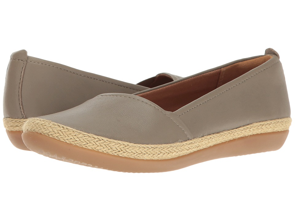 Clarks - Danelly Alanza (Sage Leather) Women's Shoes