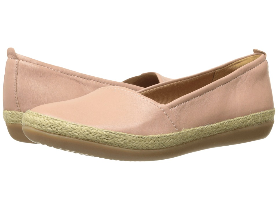 Clarks - Danelly Alanza (Dusty Pink Leather) Women's Shoes