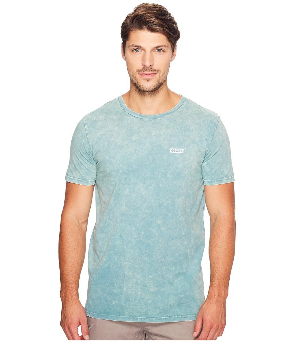 Globe - Rail Tee (Acid Capri) Men's T Shirt