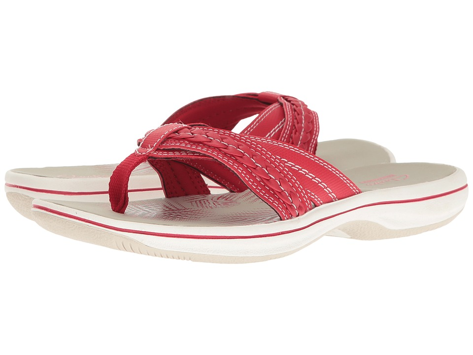 Clarks Brinkley Nora (Red) Women