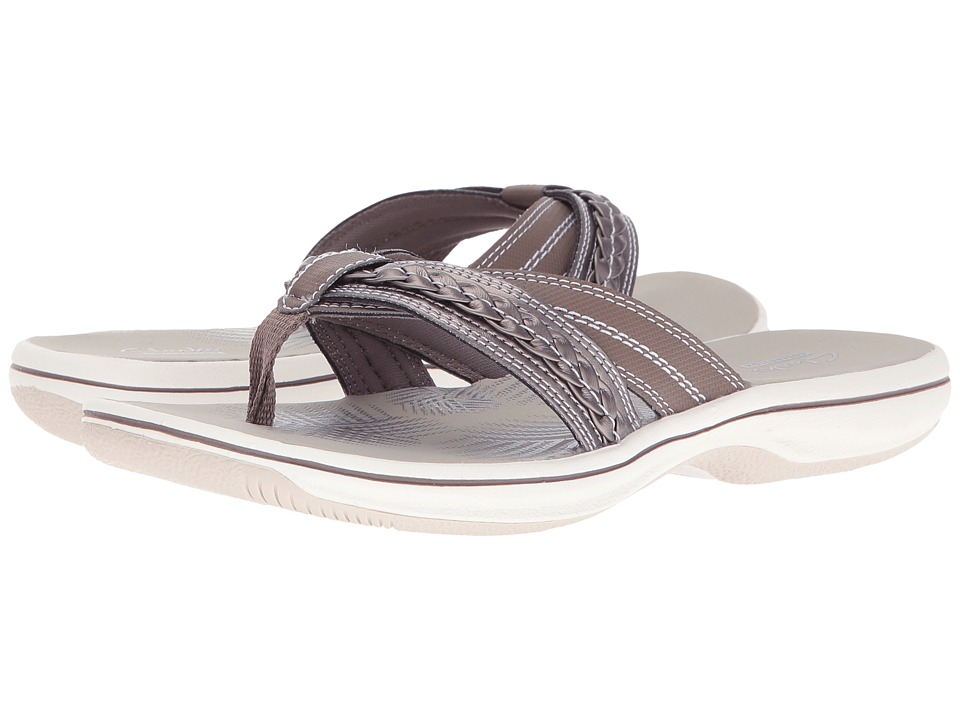Clarks - Brinkley Nora (Pewter) Women's Shoes