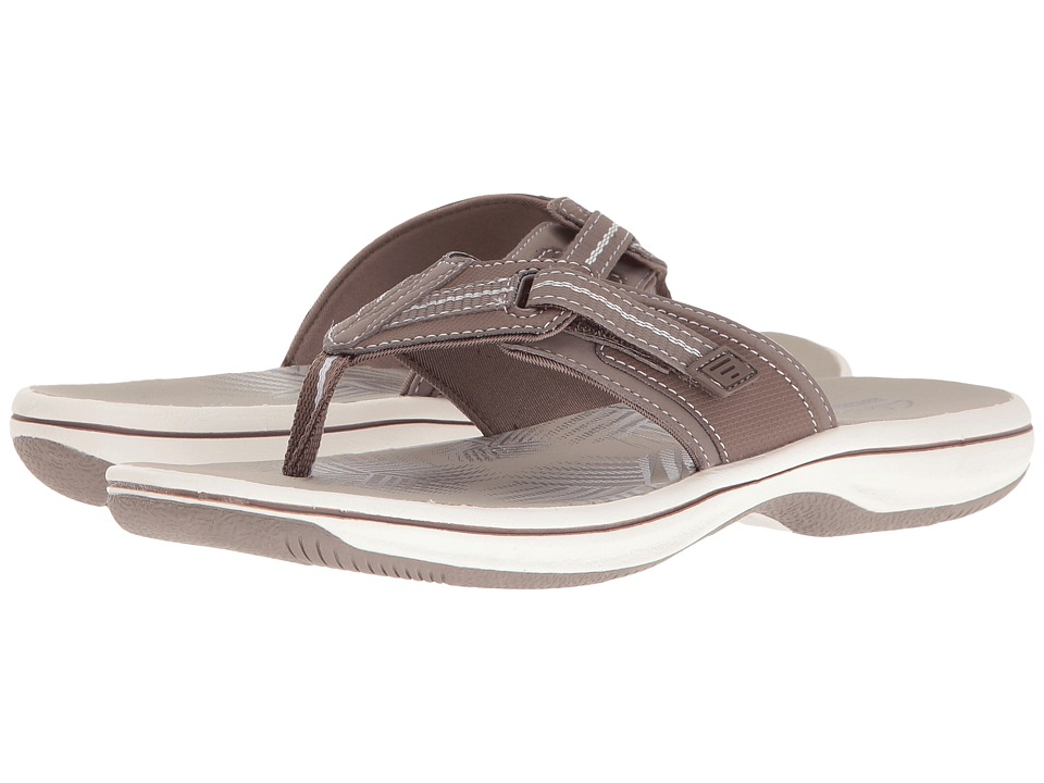 Clarks - Brinkley Jazz (Pewter Synthetic) Women's Shoes