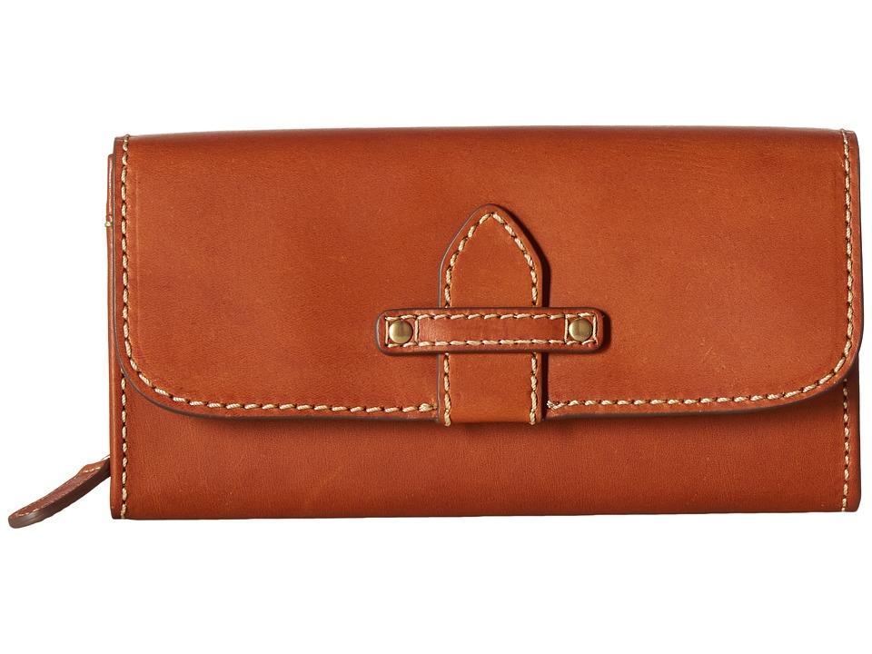 Frye - Casey Wallet (Rust) Wallet