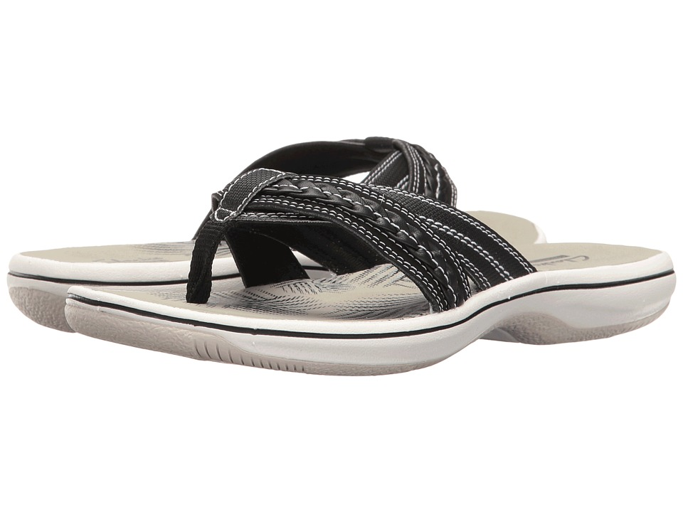 Clarks Brinkley Nora (Black) Women