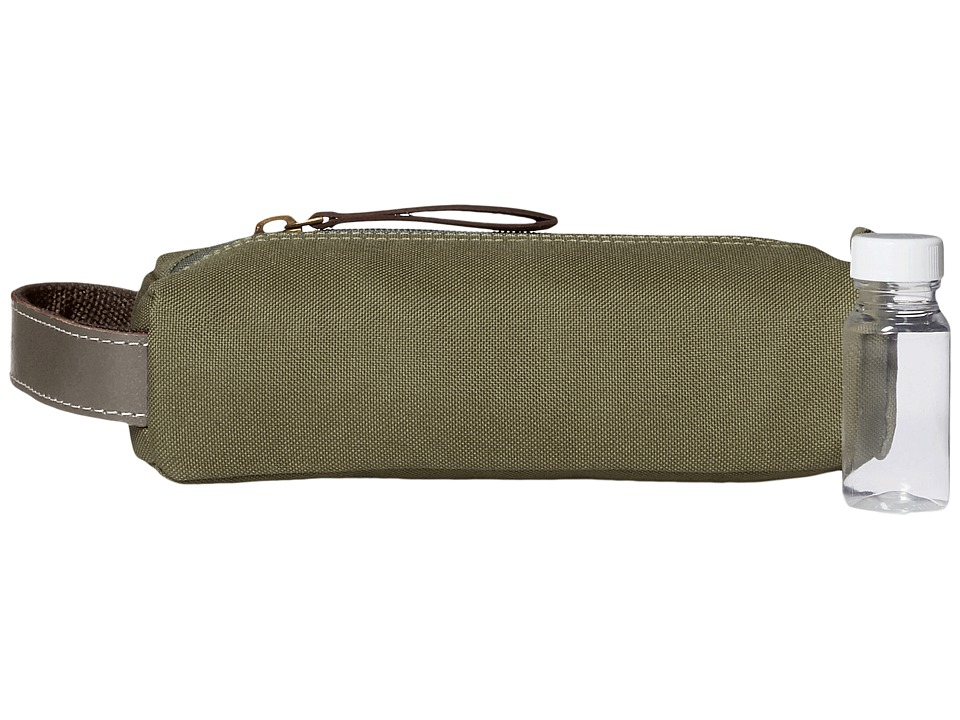 Timberland - Canvas Utility Travel Kit (Olive 1) Wallet