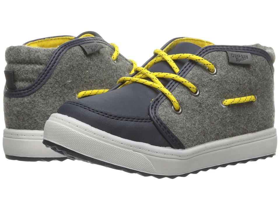 OshKosh - Casper (Toddler/Little Kid) (Navy) Boys Shoes