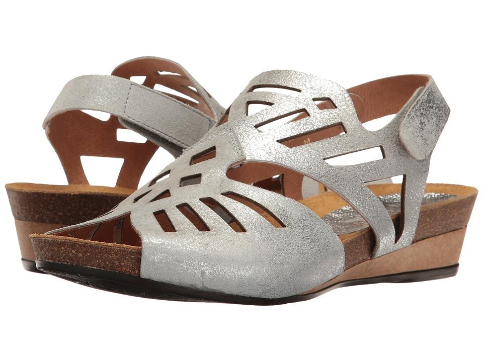 Sesto Meucci - Sana (Silver Polvere) Women's Sandals