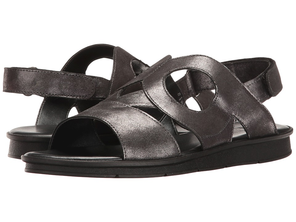 Sesto Meucci - Tenax (Black Retro) Women's Sandals