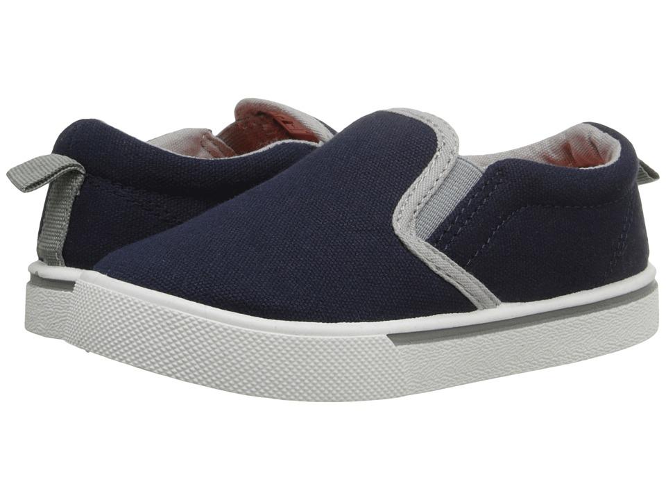 OshKosh - Austin 2 (Infant/Toddler/Little Kid) (Navy) Boy's Shoes