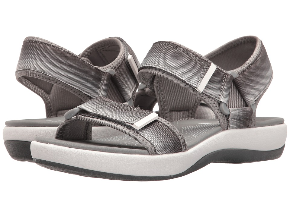 Clarks - Brizo Ravena (Grey) Women's Shoes