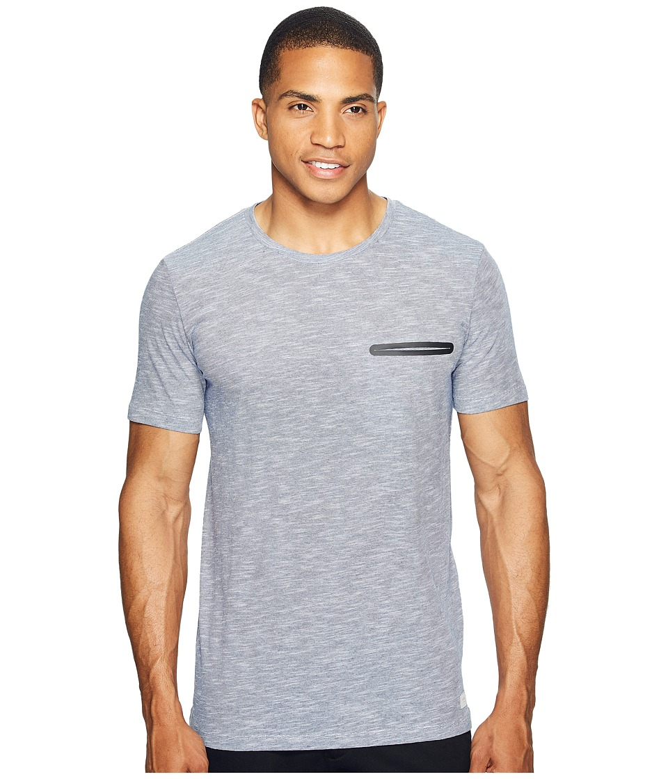 Globe - Porter Tee (Navy) Men's T Shirt