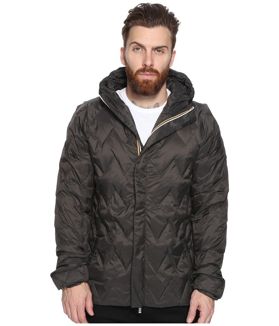 K-WAY - Georges Light Thermo Jacket (Torba) Men's Coat