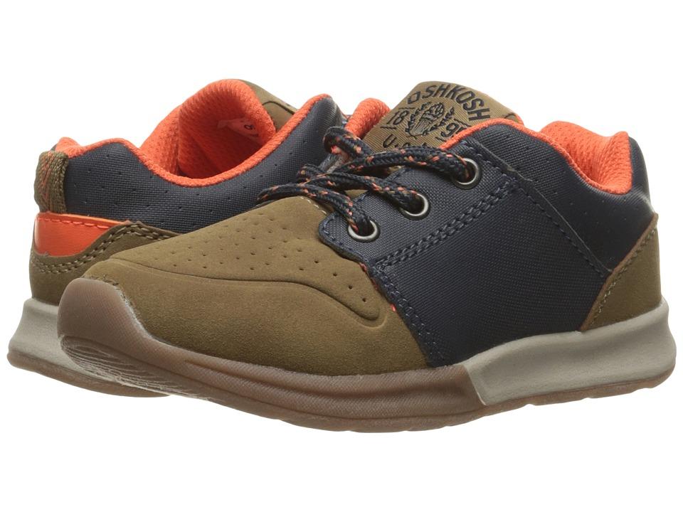 OshKosh Flynn (Toddler/Little Kid) (Brown) Boys Shoes