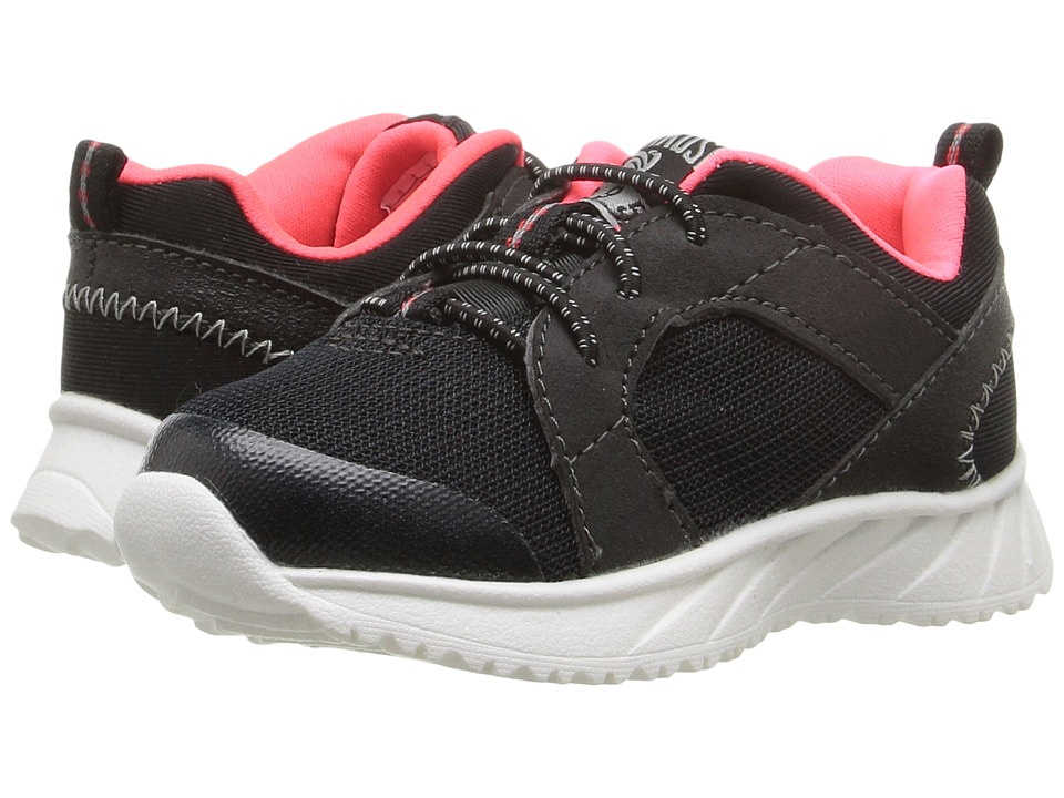 OshKosh - Kelvin (Toddler/Little Kid) (Black) Boys Shoes