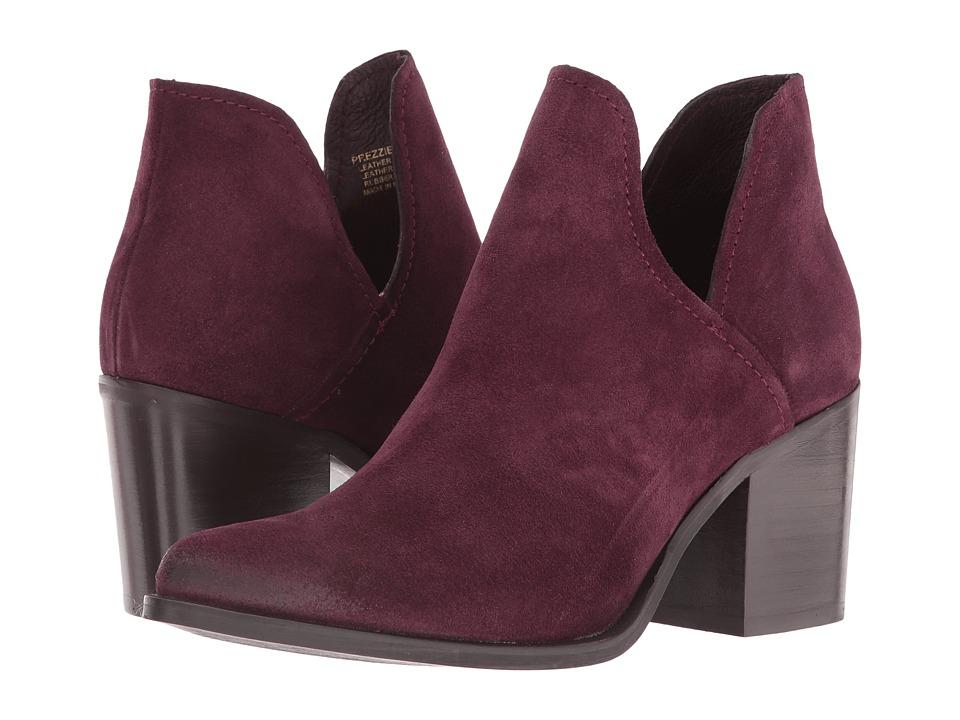 Steve Madden - Prezzie (Burgundy Suede) Women's Boots