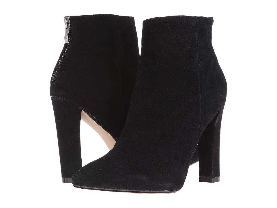 Steve Madden - Cherre (Black Suede) Women's Boots