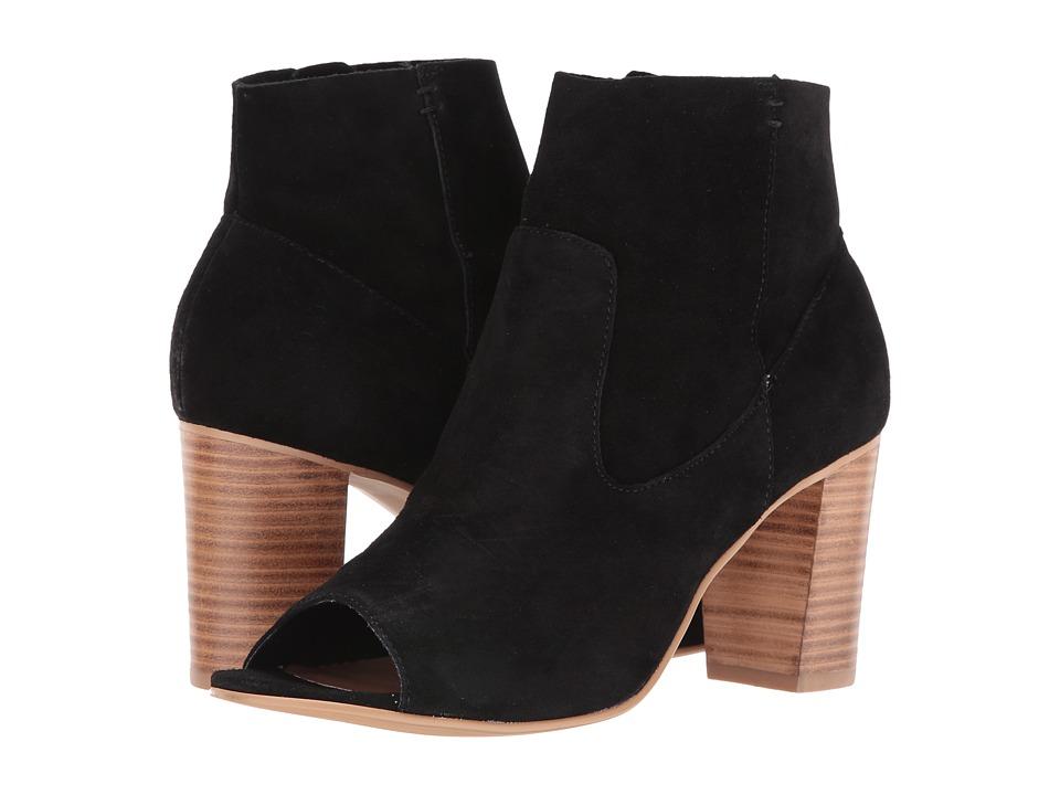 Steve Madden - Melena (Black Suede) Women's Boots
