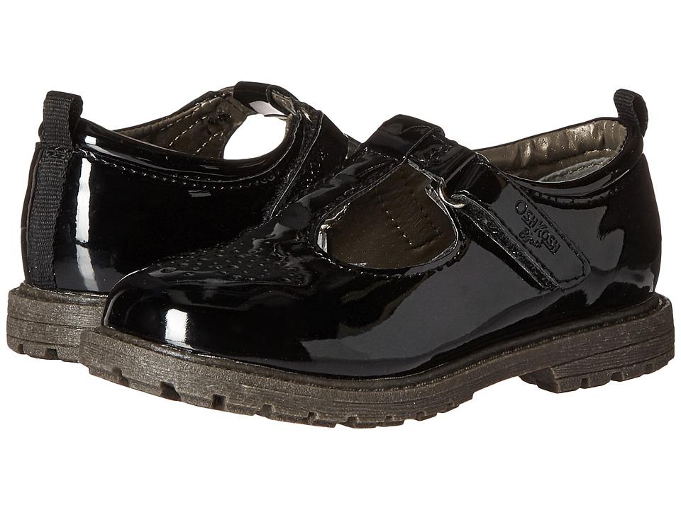 OshKosh - Phoebe (Toddler/Little Kid) (Black) Girls Shoes