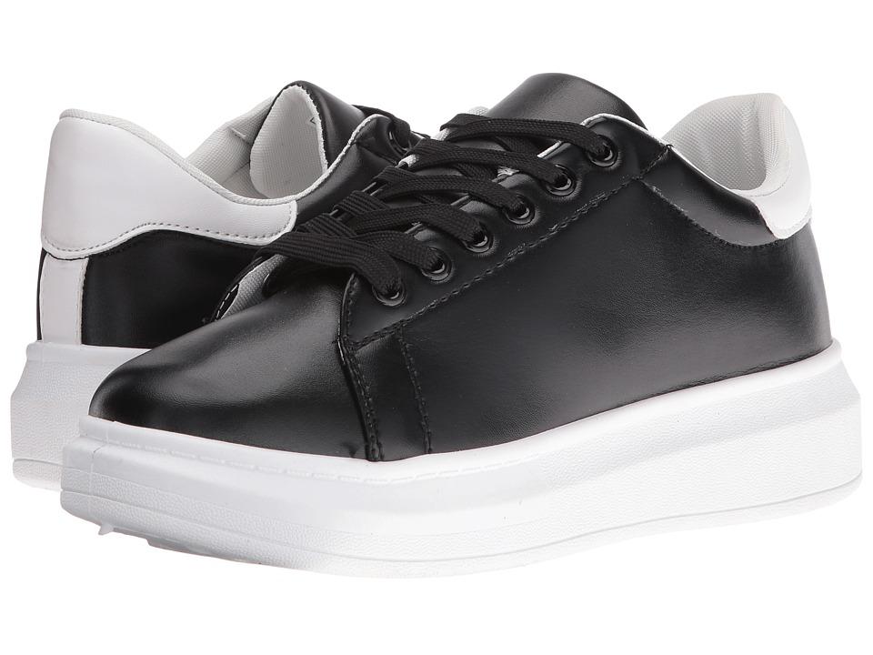 Steve Madden Prestoo Black Shoes