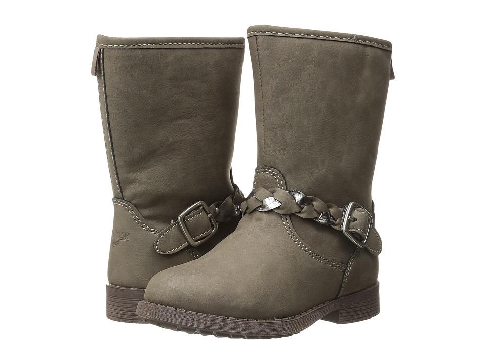 OshKosh - Reese 2 (Toddler/Little Kid) (Grey) Girls Shoes