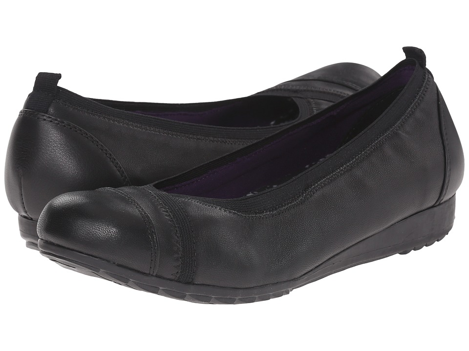 SKECHERS - Rome - Moderno (Black) Women's Shoes