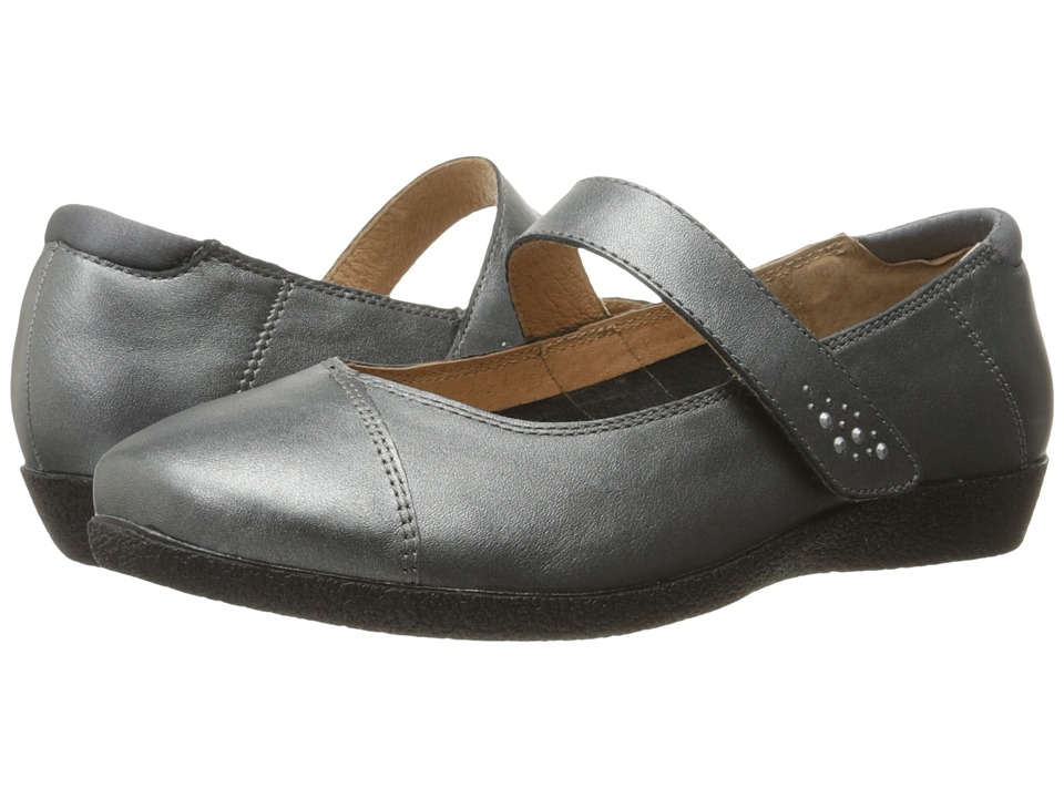 SKECHERS - Mon Cheri (Pewter) Women's Shoes