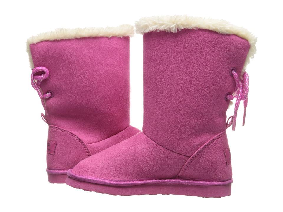 OshKosh - Ivory (Toddler/Little Kid) (Pink) Girls Shoes