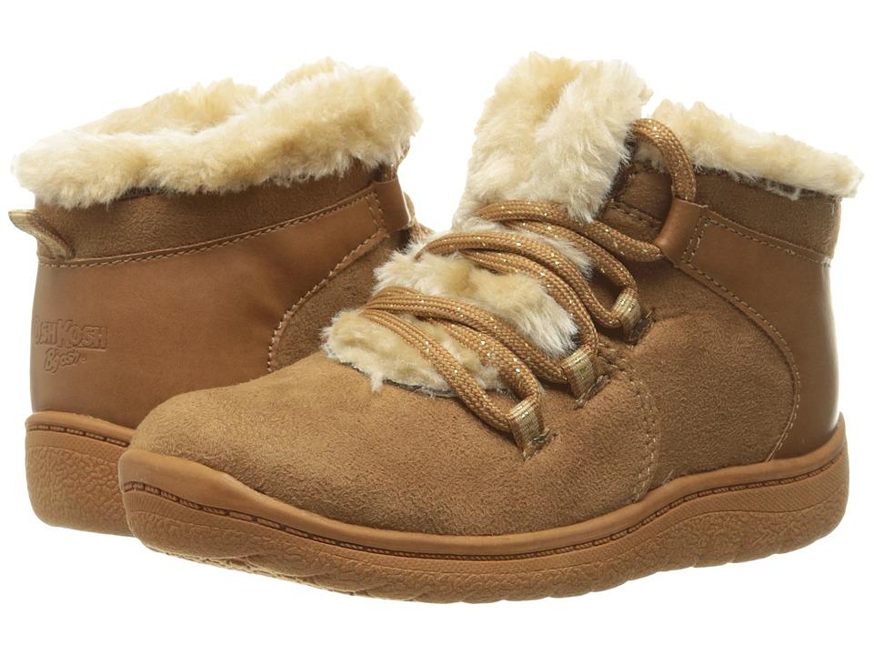 OshKosh - Elina (Toddler/Little Kid) (Tan) Girls Shoes