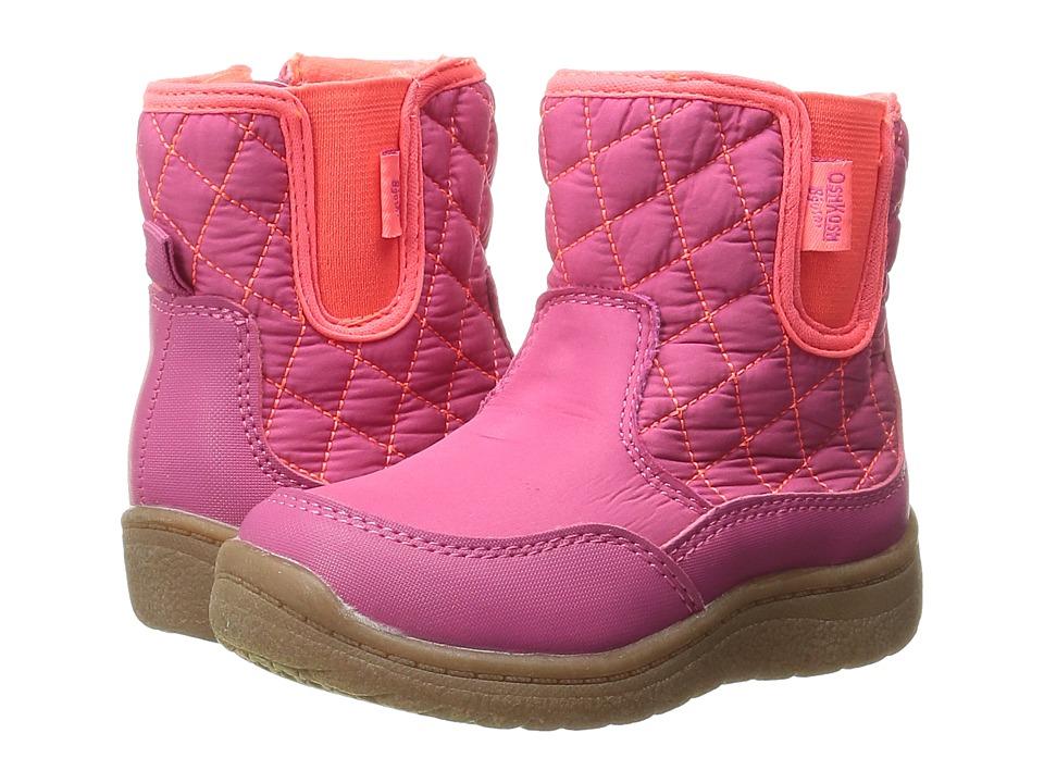 OshKosh - Gamma (Toddler/Little Kid) (Pink) Girls Shoes