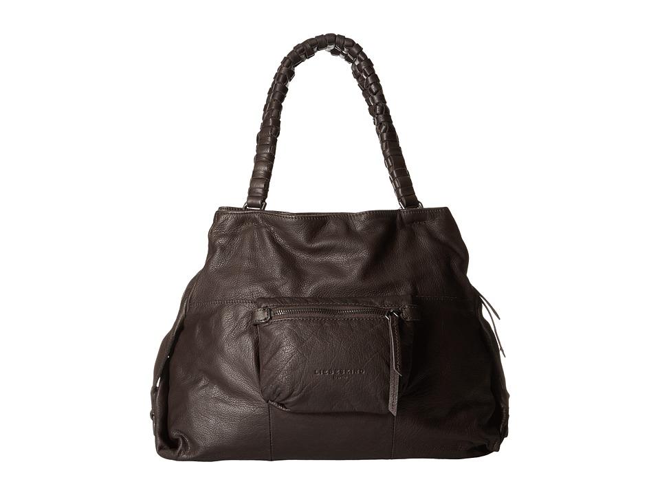 Liebeskind - Anjo S (Bittersweet Brown) Handbags
