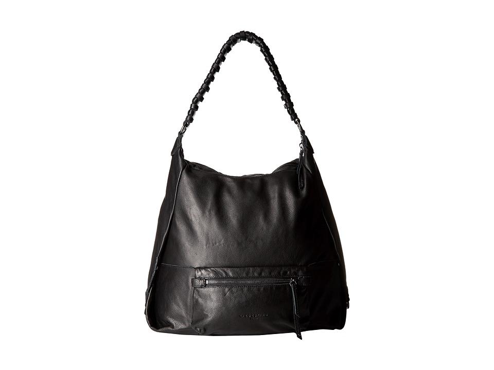 Liebeskind - Asaka S (Ninja Black) Handbags