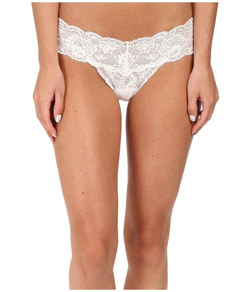 Cosabella - Never Say Never Cutie Lowrider Thong (Moon Ivory) Women's Underwear