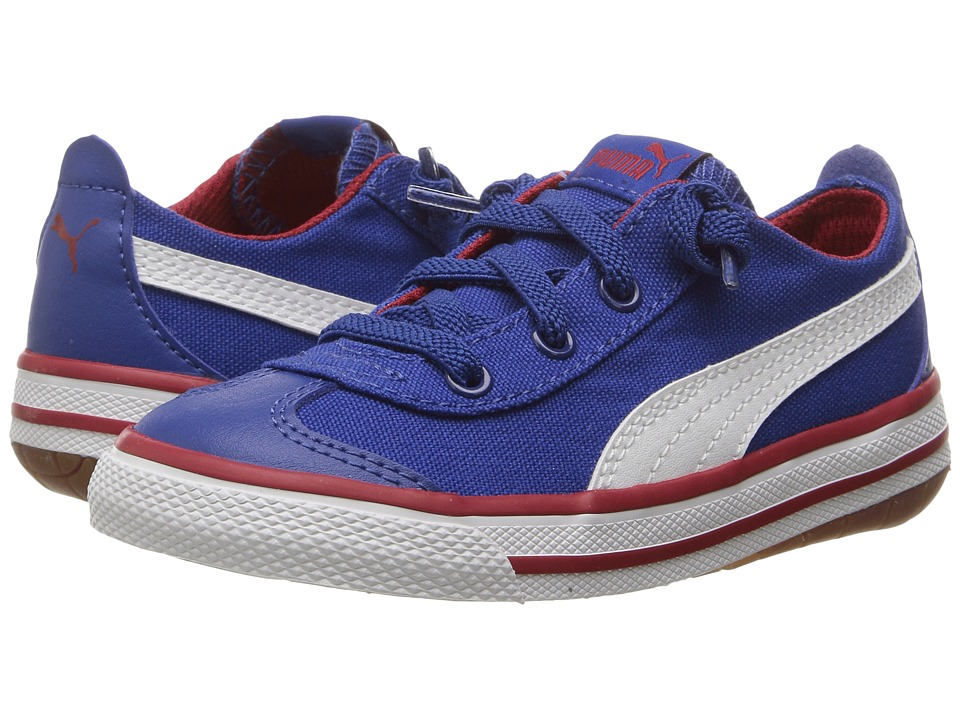Puma Kids - 917 FUN AC Inf (Toddler) (True Blue/Puma White) Boys Shoes