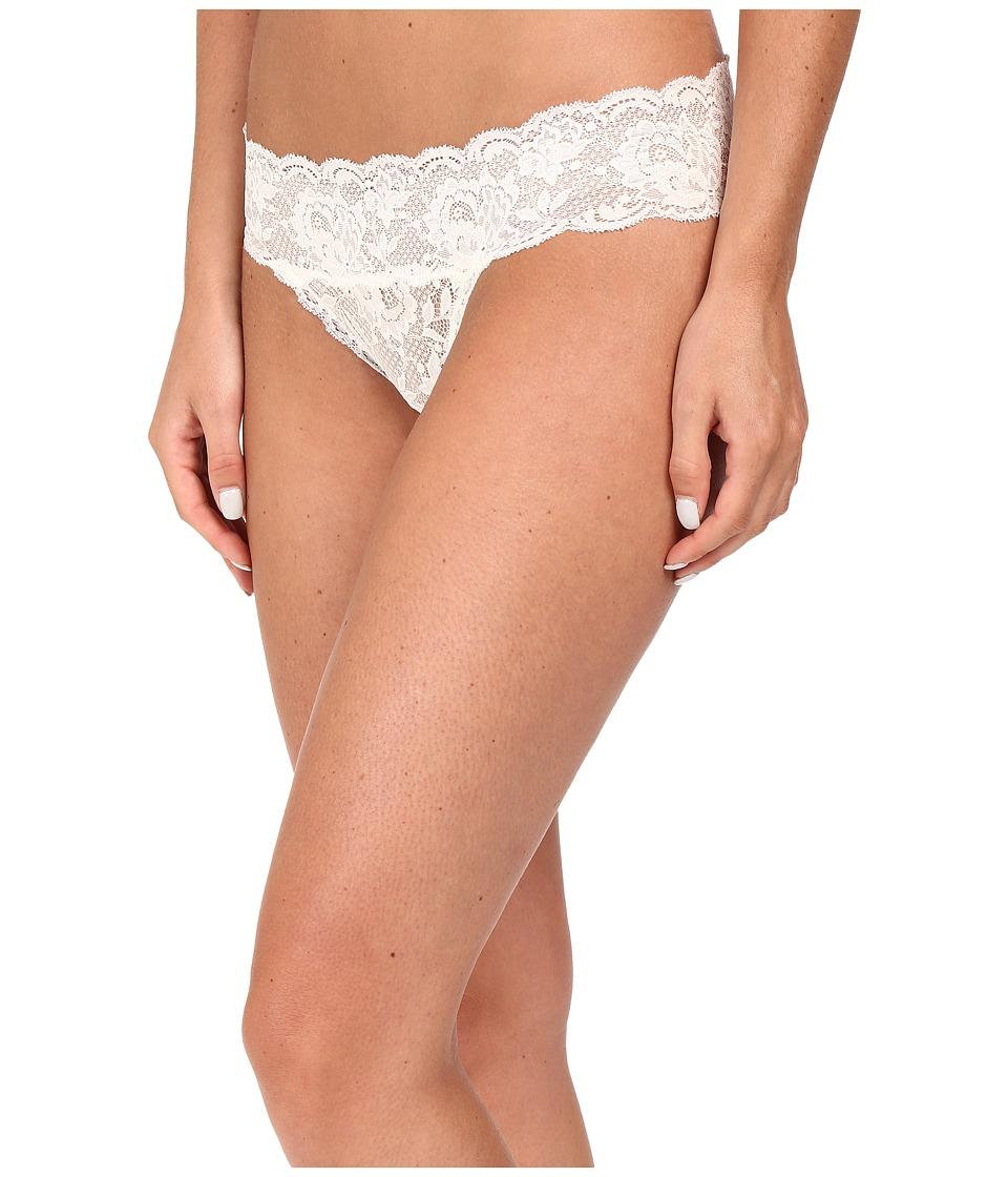 Cosabella - Never Say Never Tootsie Lowrider Bikini (Moon Ivory) Women's Underwear