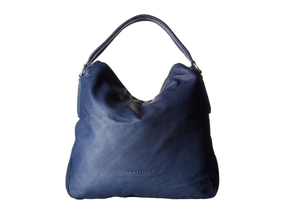 Liebeskind - Yokohama (Indigo Blue) Handbags