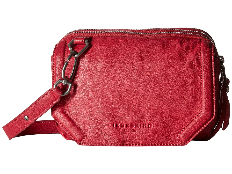 Liebeskind - Maike E (Cherry Blossom Red) Handbags