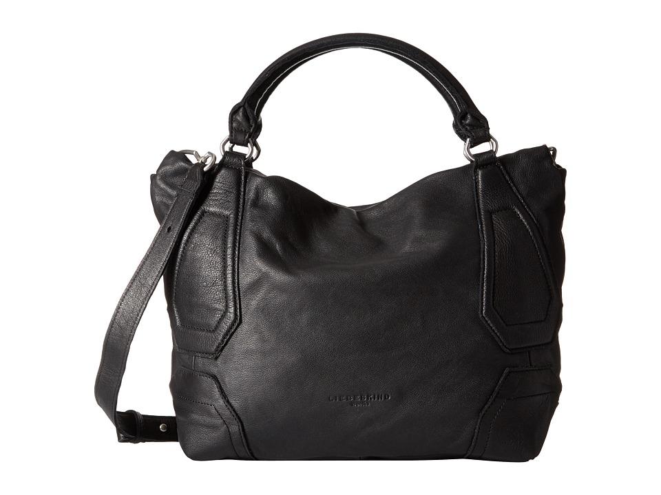Liebeskind - Kobe (Ninja Black) Handbags