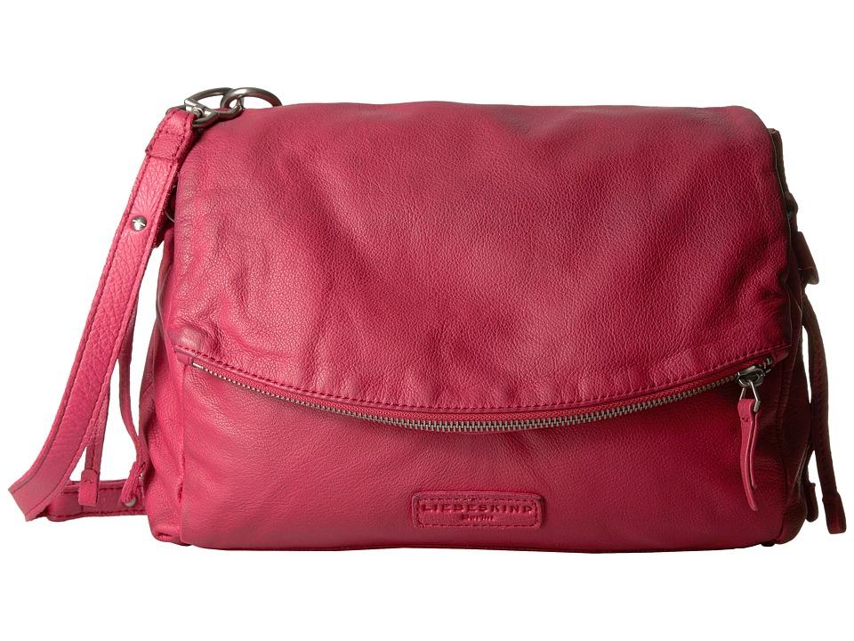 Liebeskind - Narita (Cherry Blossom Red) Handbags