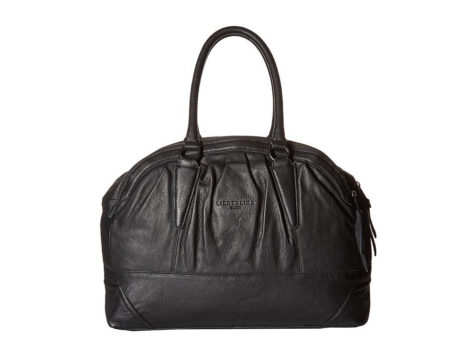 Liebeskind - Steffi E (Ninja Black) Handbags