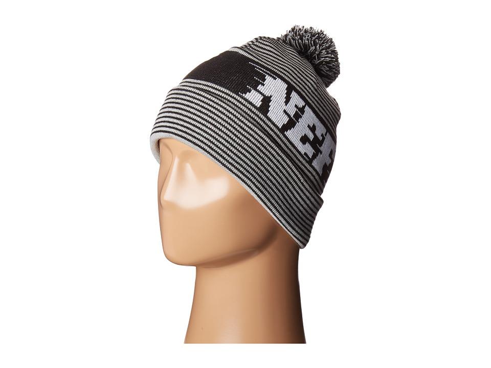 Neff - Scrimmage Beanie (Grey/Black/Grey) Beanies