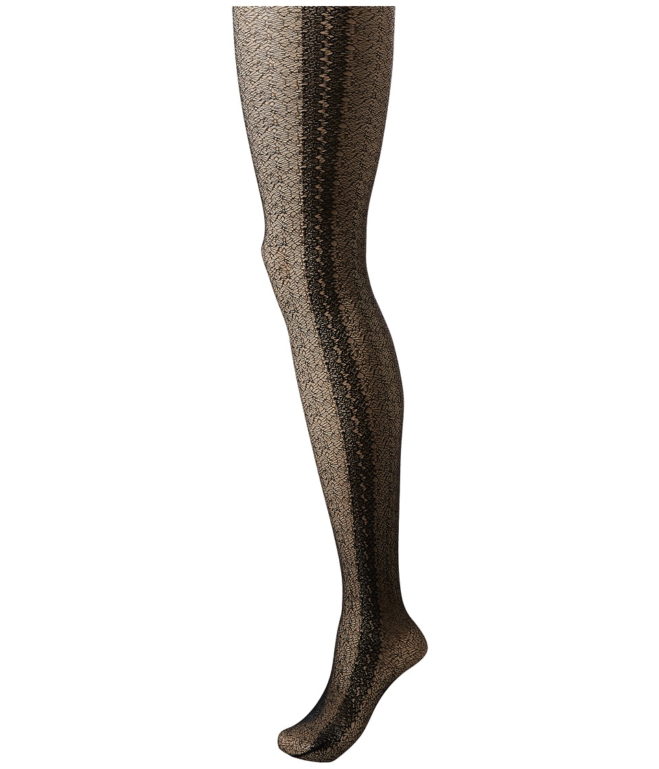 Falke - Needle Deco Tights (Black) Hose