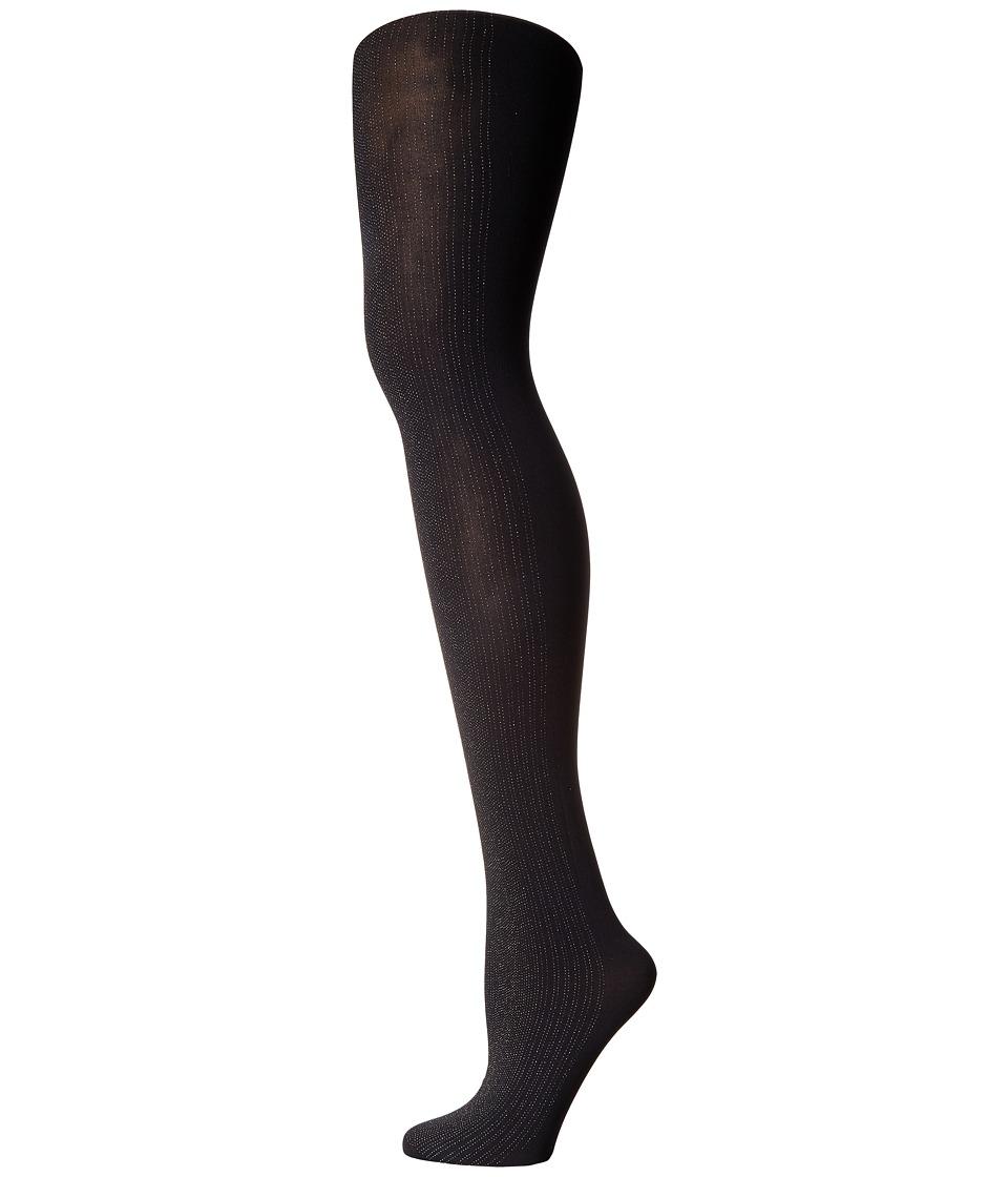 Falke - Stardust Leggings (Black/Gold) Hose