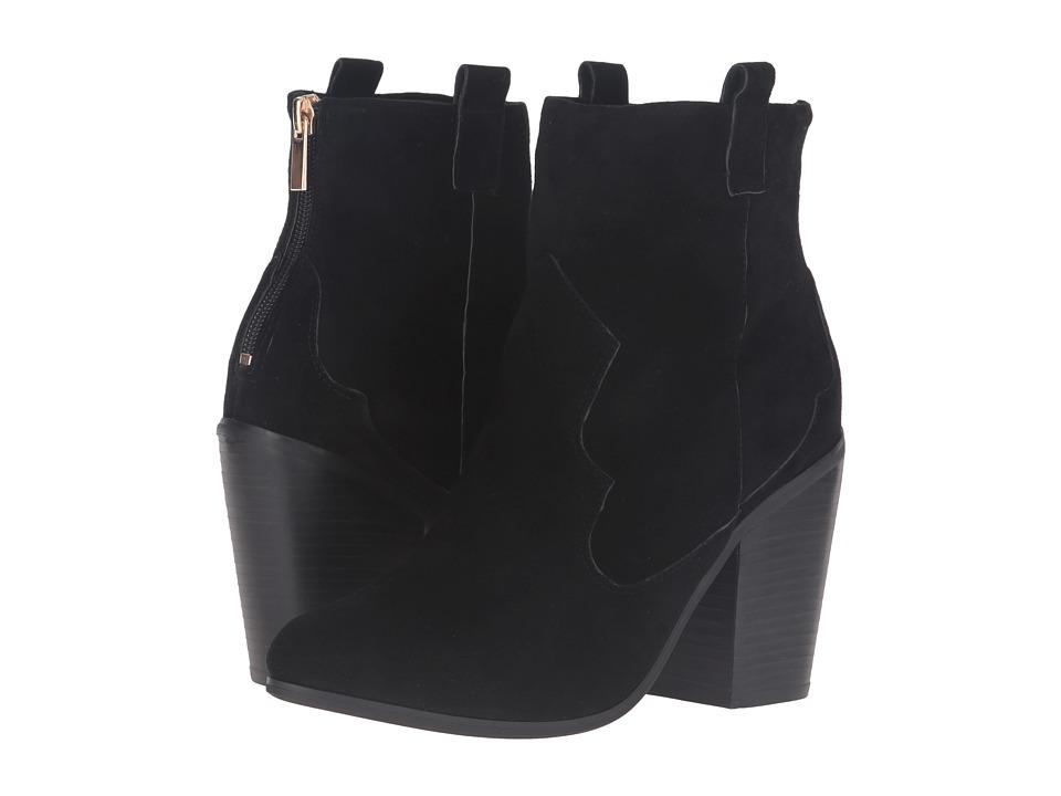 RAYE - Ella (Black) Women's Boots