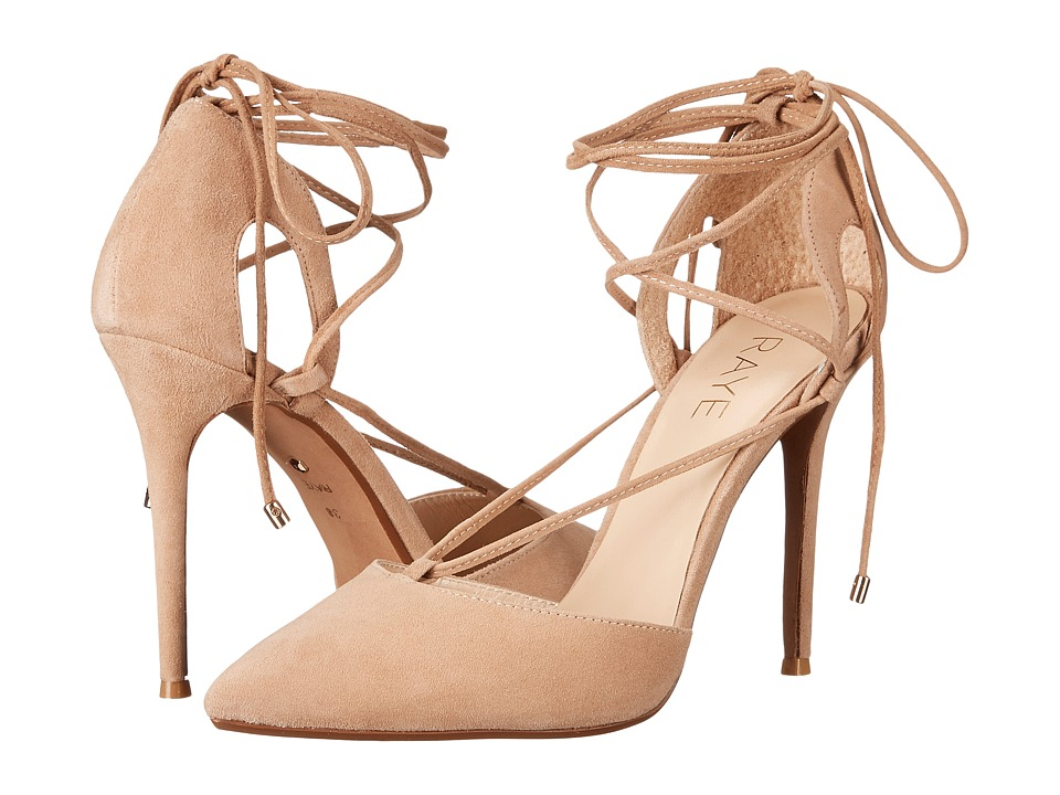 RAYE Tamrin (Tan) High Heels