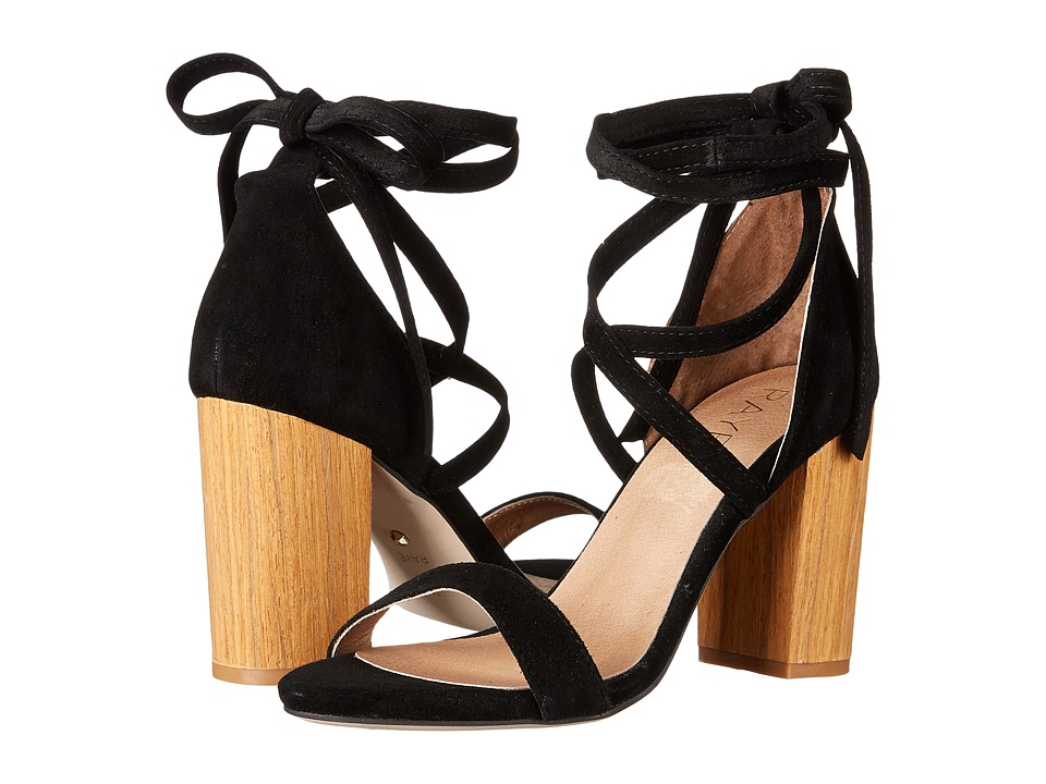 RAYE - Layla (Black) High Heels