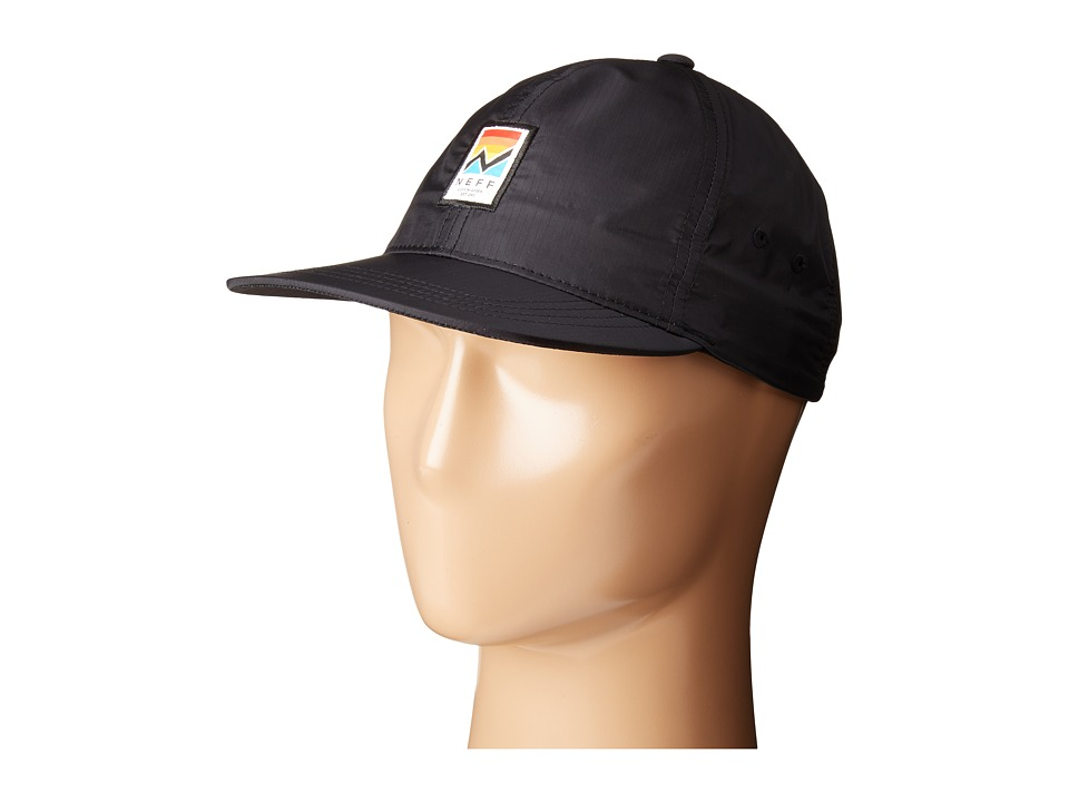 Neff - R.I. Keith Cap (Black) Caps