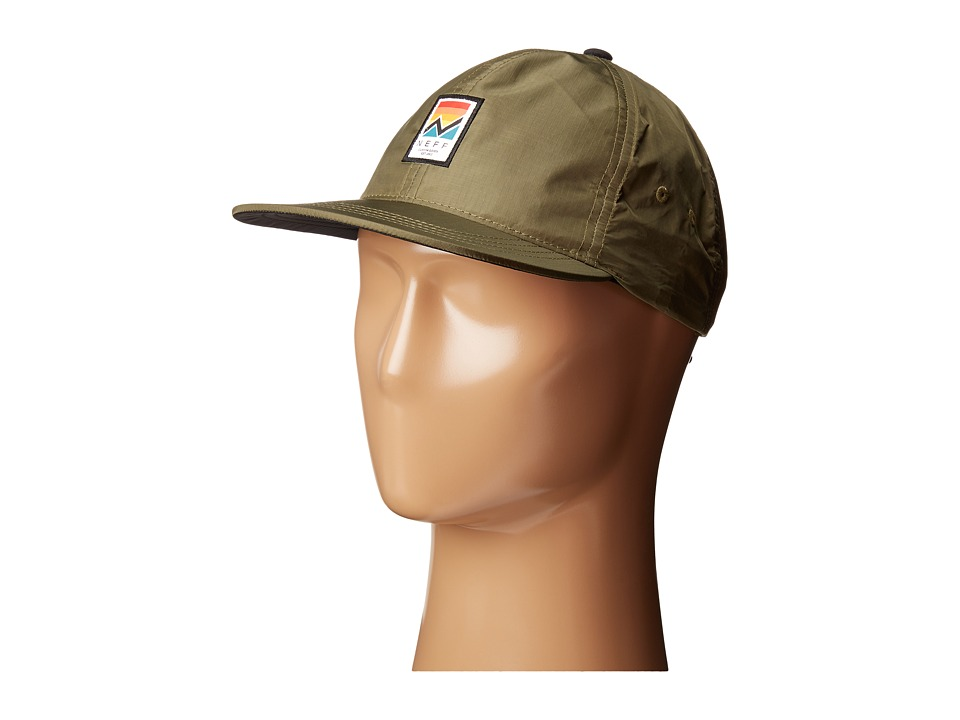Neff - R.I. Keith Cap (Green) Caps
